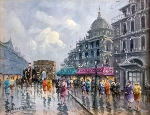 A. Sorrentino – Parigi
