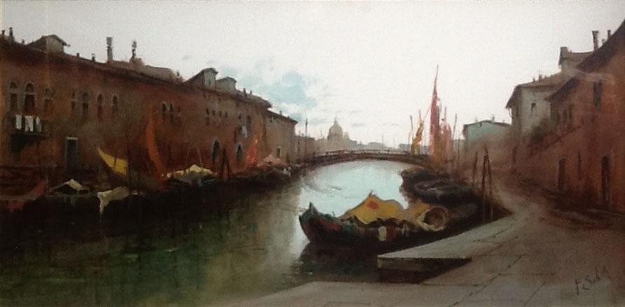 Francesco Schiller – Venezia