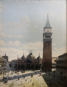 Artista sconosciuto – Venezia, Piazza San Marco