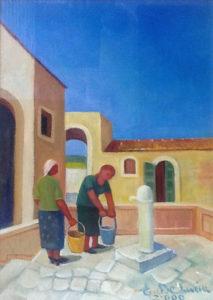 Edoardo De Lucia – Al fontanino