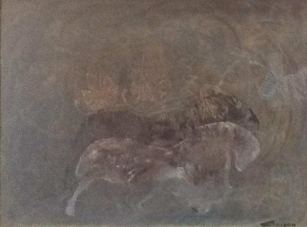 Ezio Gribaudo – Cavalli