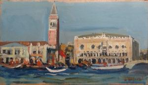 Attilio Alfieri – Venezia