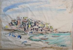 Attilio Alfieri – Senza titolo