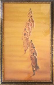 Artista sconosciuto – Monaci Buddisti