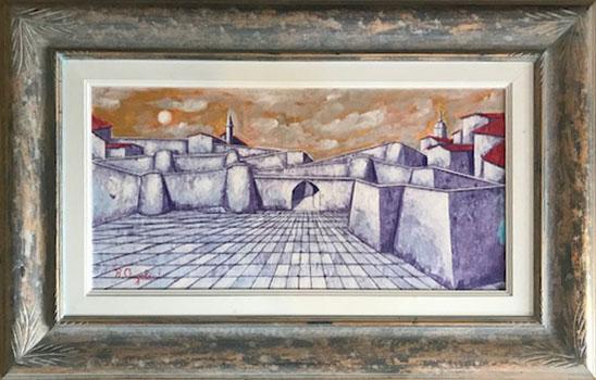 Romeo Cingolani – Fortezza umbra