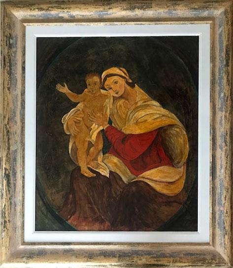 Romeo Cingolani – Maternità