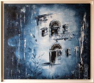 Carmen Hintalan – Ispirazione in blu