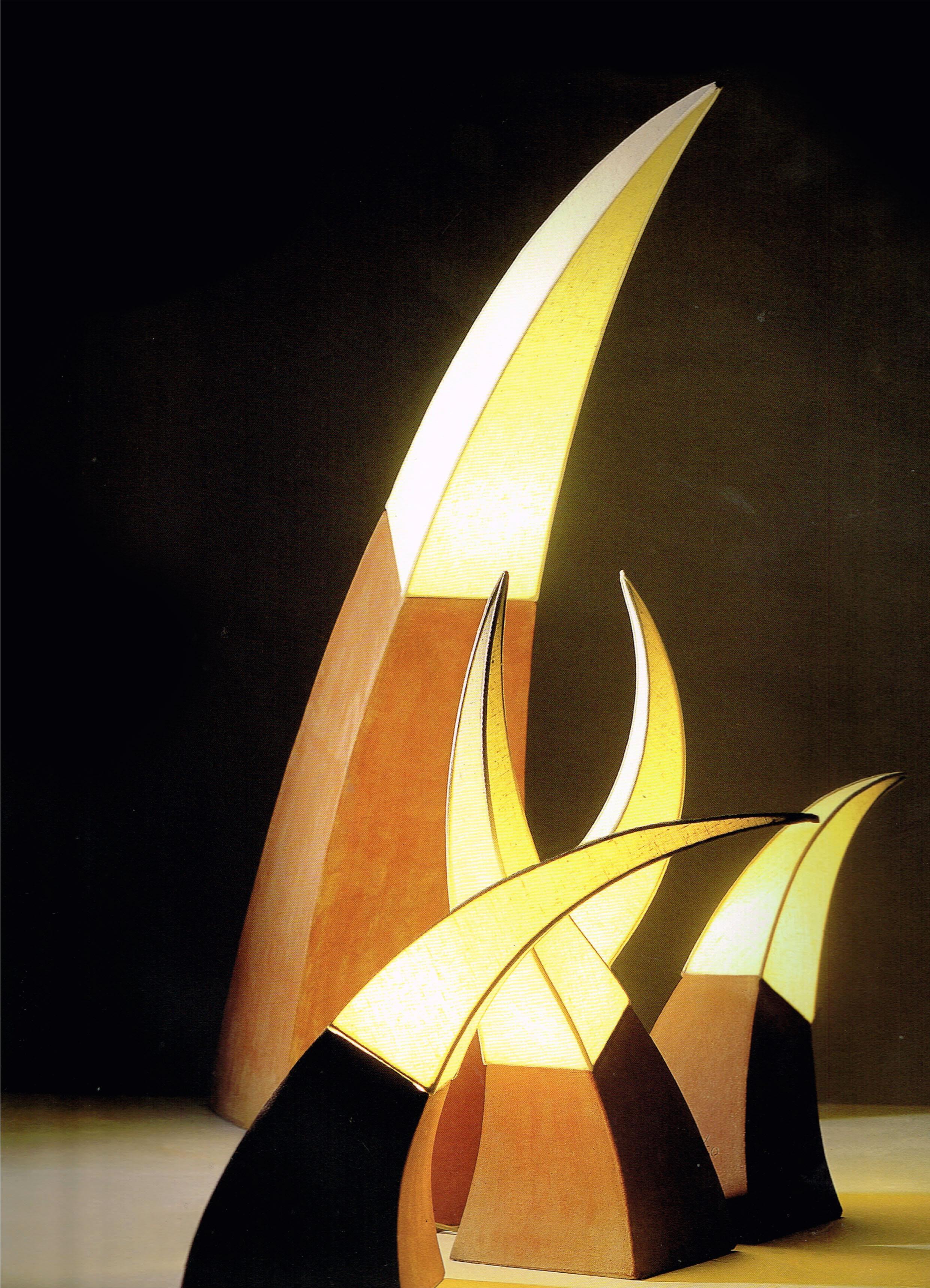 Franco Scuderi – Lamps – L'elefante e il piccolo