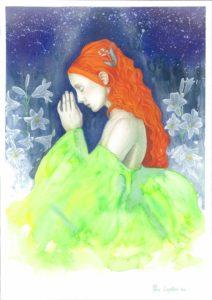 Alice Cappellari – Preghiera della sera