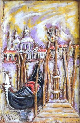 Martin Raffaele – Scorcio, Venezia