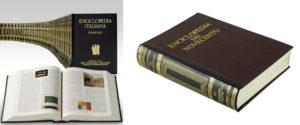 Grande enciclopedia ed enciclopedia del 900 – Treccani