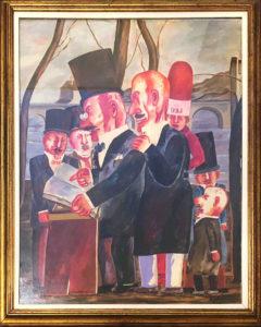 Franz Borghese – Senza titolo