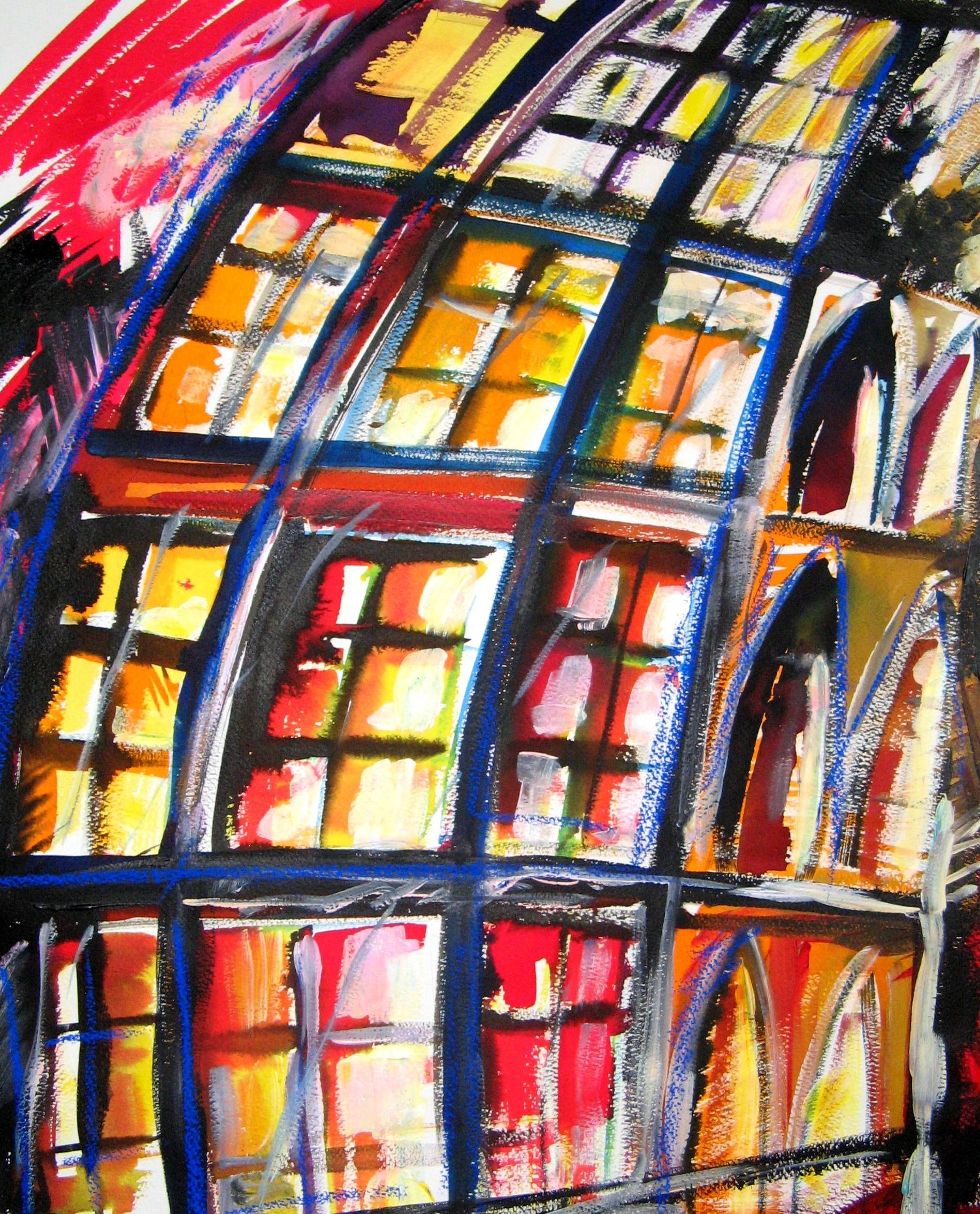 Silvia Serafini – Windows