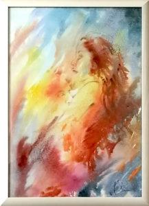 Alla Serioskina – Colori d'amore