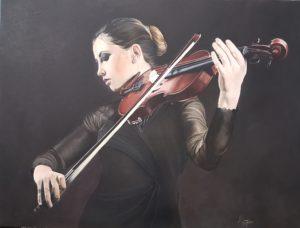 Maria Pina Costanzo – La violinista