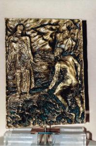 Pericle Fazzini – Dante e Virgilio
