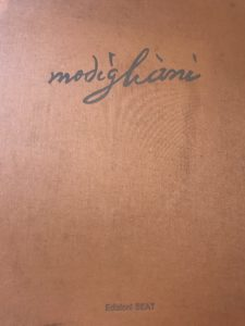 Seat – Modigliani