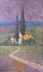 Roberto Meschini – Cascinale nei pressi di Arezzo