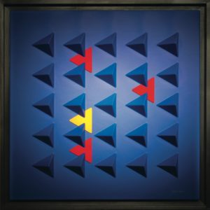 Giuseppe Santalena – Pyramyd Blue red e Yellow