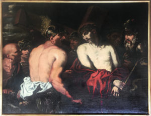 Attribuito Gianbattista Langetti – Ecce homo