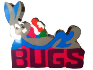 Marco Lodola – Bugs