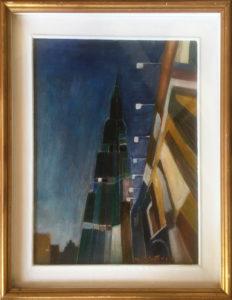 Toni Conti – Torre Burj Khalifa