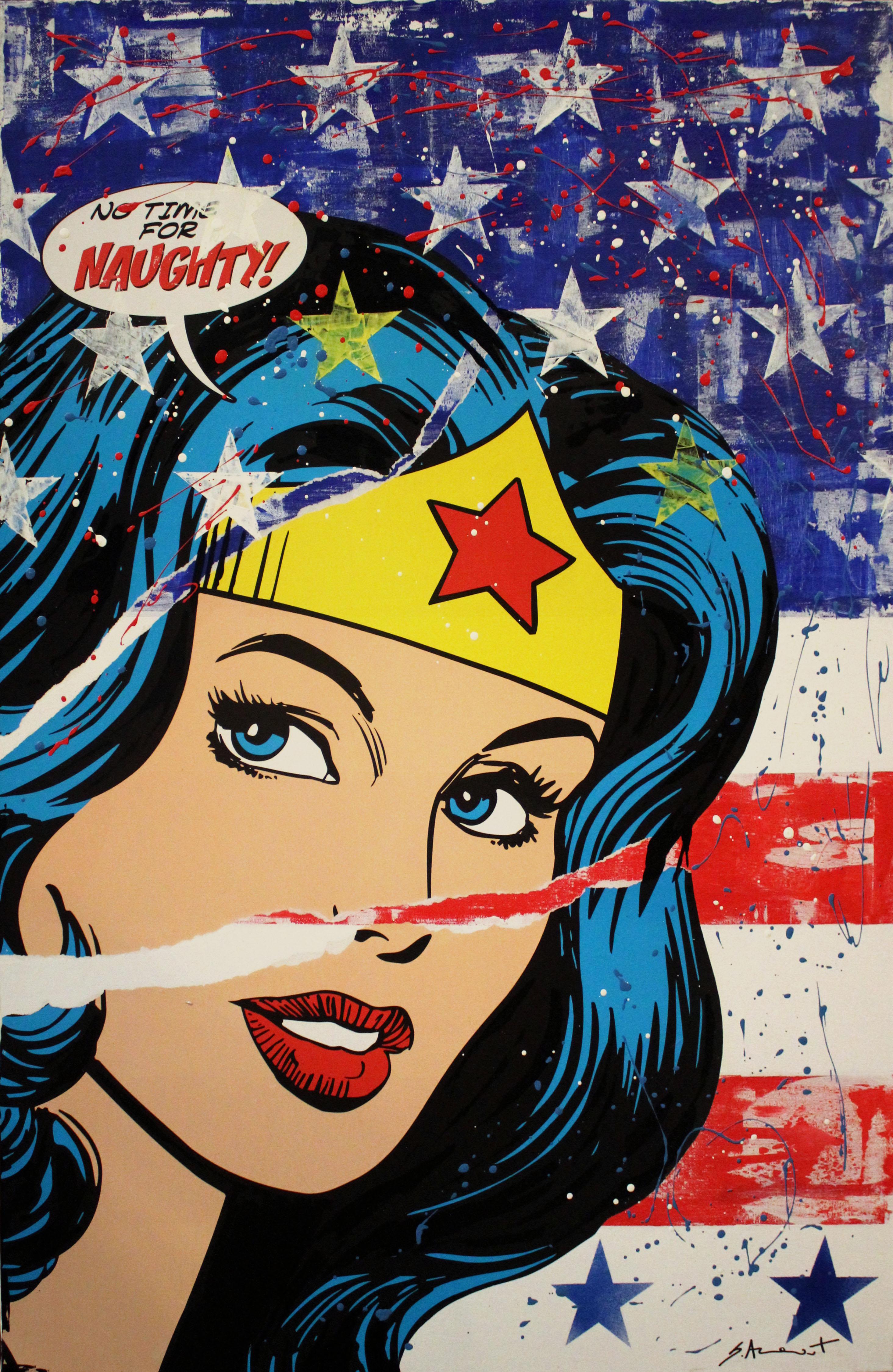 Sara Arnaout – Wonder Woman