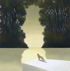 Cesare Reggiani –  Laguna delle foreste