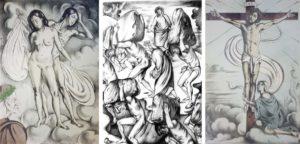 Gregorio Sciltian – Inferno, Purgatorio Paradiso