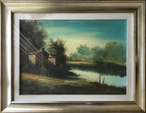 Carlo Servolini – Paesaggio