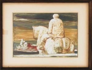 Salvatore Fiume – L'isola delle statue