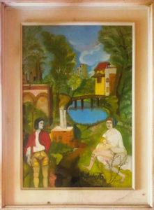 Guido – La Tempesta, omaggio a Giorgione