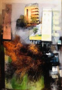 Filippo Senes – Paesaggio Urbano