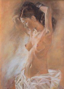 Lucia Contini – Nudo di donna