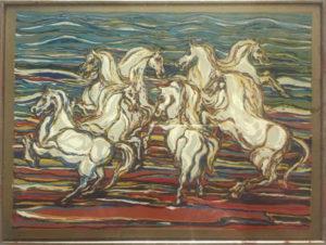 Pippo Borrello – Cavalli