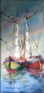 Nino Zagni – Barche da pesca