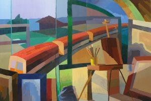 Enrico Simonti – Il treno dell'arte