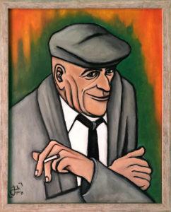 Jah Copo – Anziano al bar