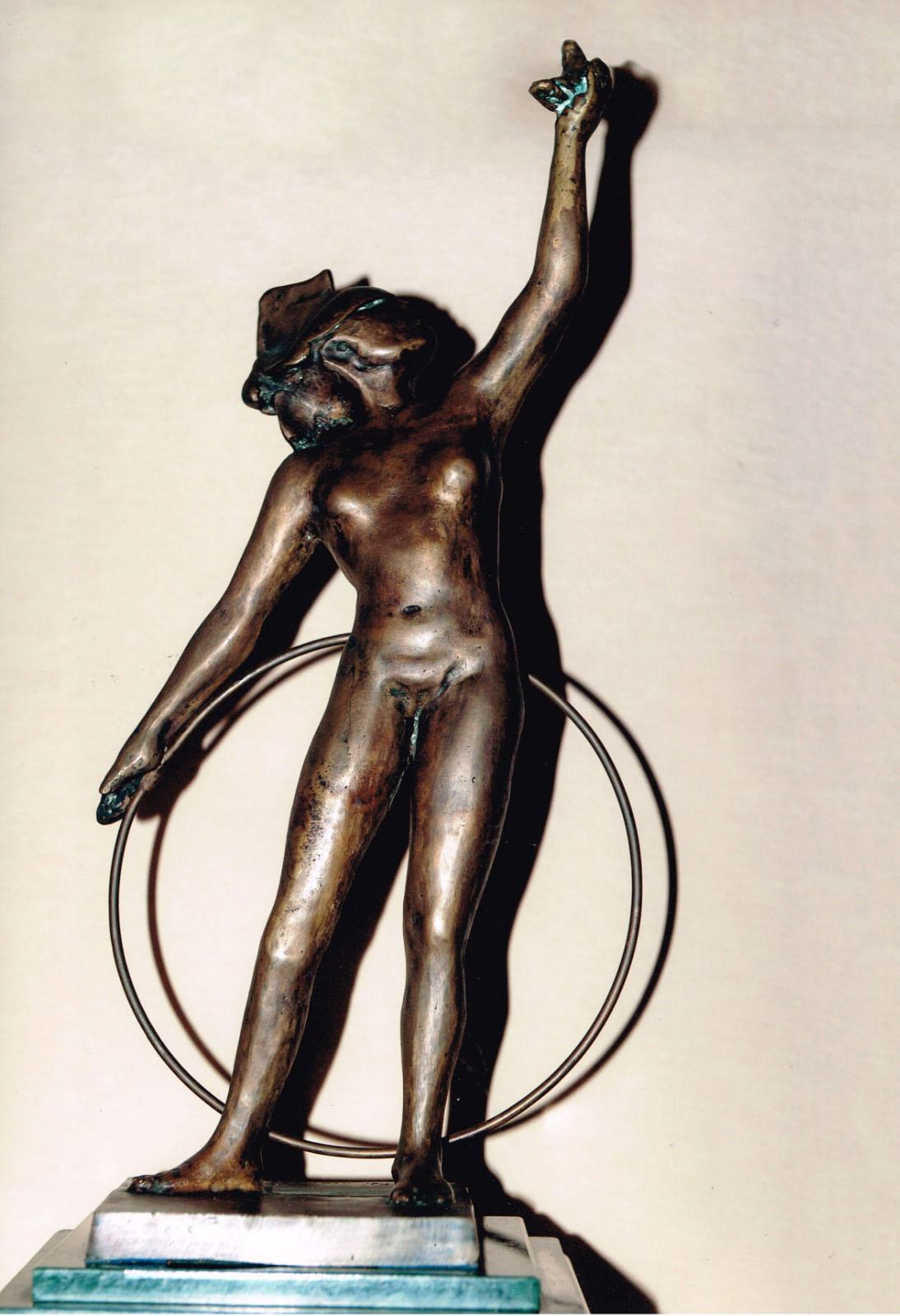 Ugo Attardi – La dea bendata