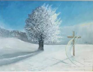 Franca Gualmini – Croce innevata