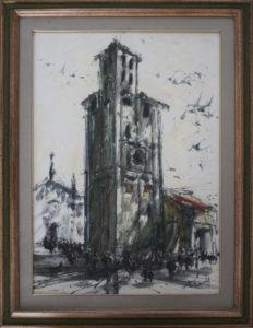 Roberto Merelli – La torre di Piove di Sacco