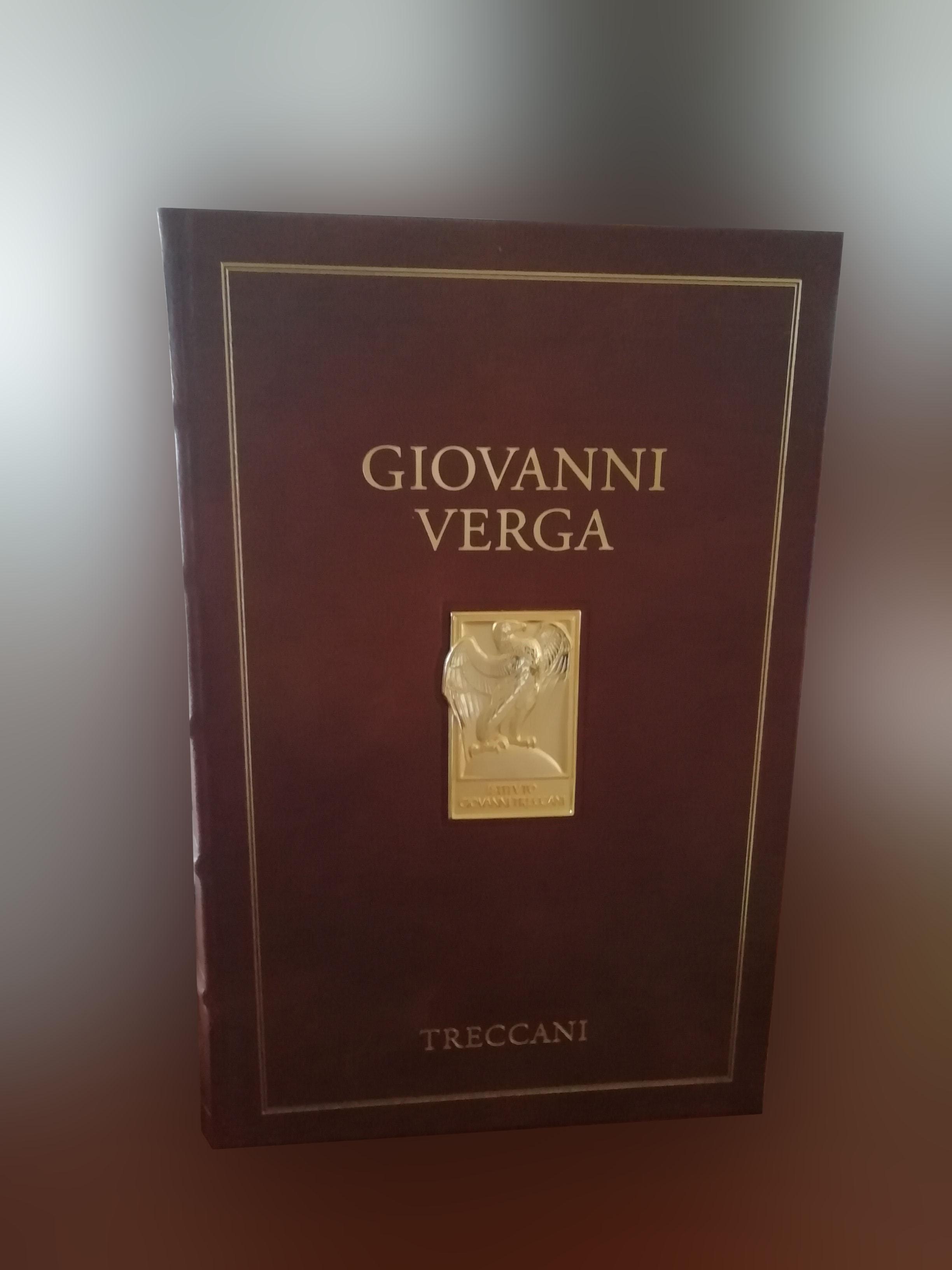 Giovanni Verga – Treccani