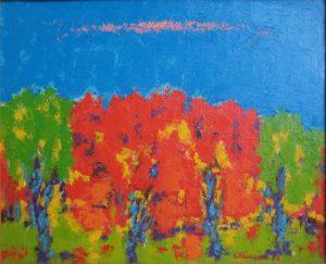 Carlo Riccardi – Le piante rosse