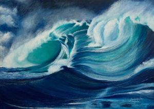 Andrea De Angelis – Mare in tempesta