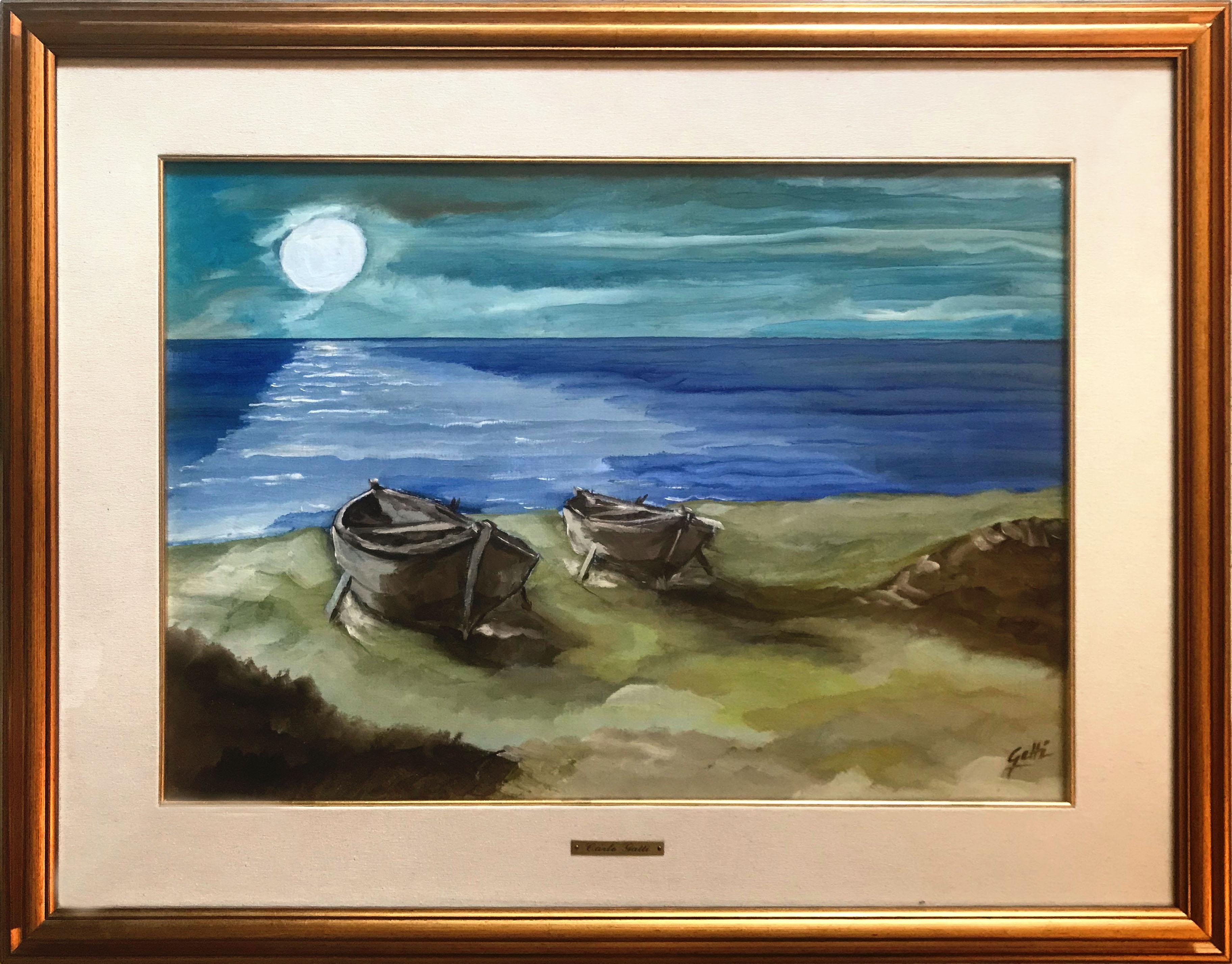 C. Gatti – Sogno con la luna