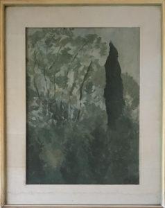 Guido Peyron – Paesaggio