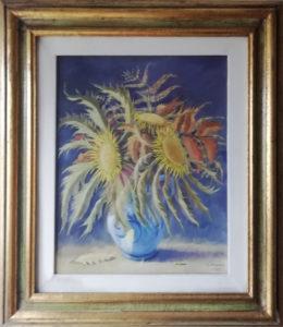 Guido Botta – Vaso di fiori
