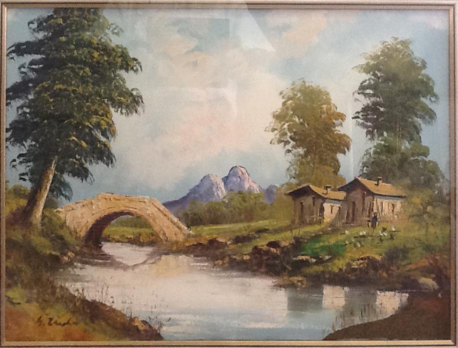 Zacchi – Paesaggio
