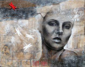 Irene Balducci – Textures dragonflies 05