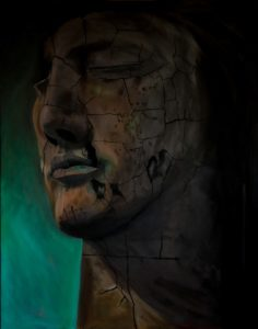 Tomas Nati – Testa di statua